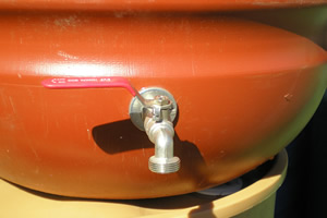 Barrel Water Drums and Storage - Ebsary Towbars & Trailers Bendigo